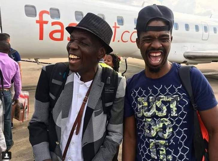 Mtukudzi to perform on board fastjet's flight this Friday