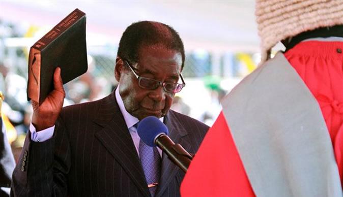 Mugabe appoints Zanu-PF elections directorate