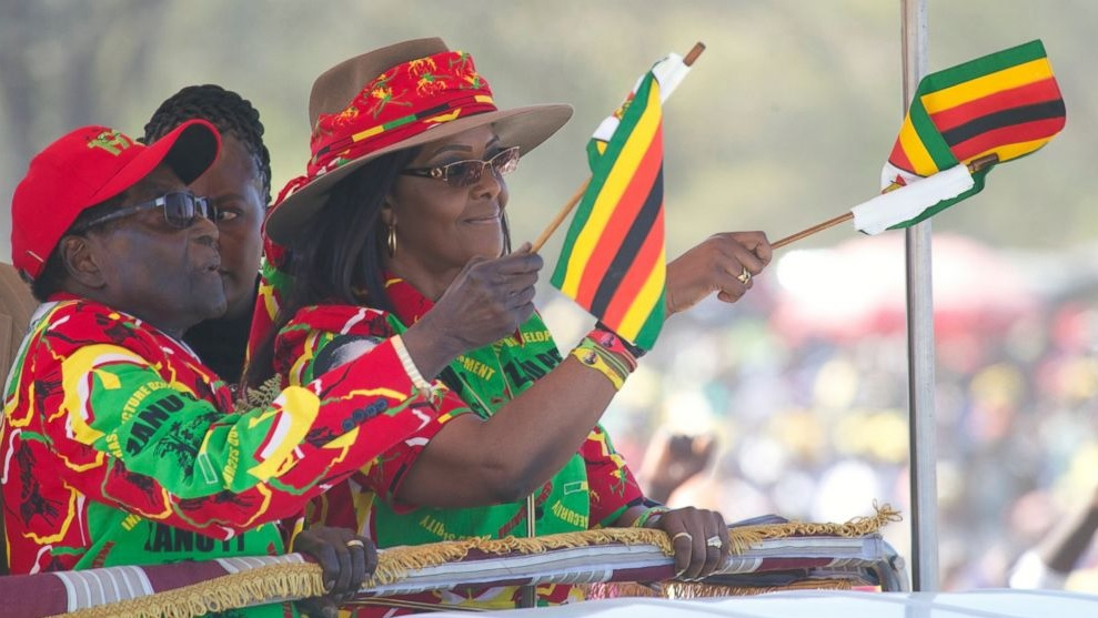 Mugabe is a lesson to those in power