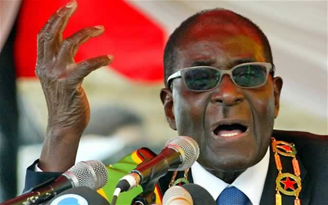 Mugabe tell Britain to 'Return remains of our heroes kept in museums'