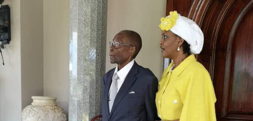 PHOTOS: Mugabe celebrates birthday