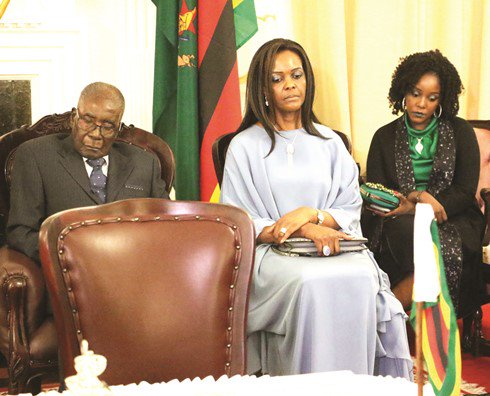 Did the Mugabes deserve immunity?