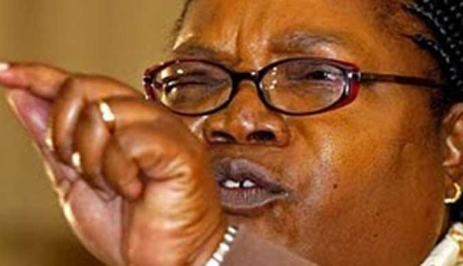 Mujuru has left Harare for SA to attend ANC celebrations