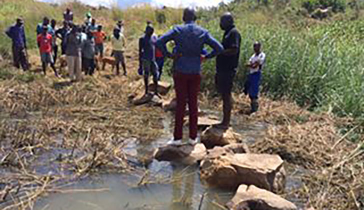 Zanu PF MP plans to construct bridge in his constituency