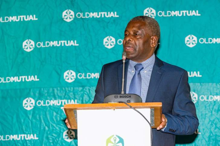 Old Mutual investment returns on listed equities down
