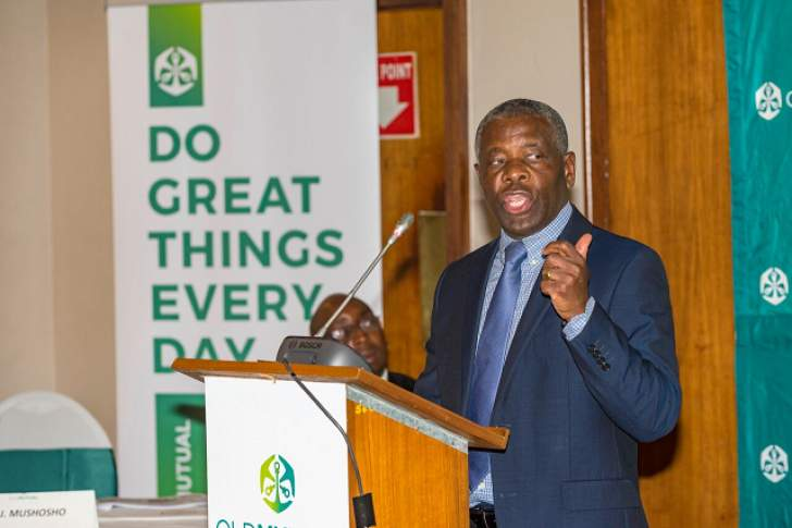 Old Mutual half year operating profit up 27%