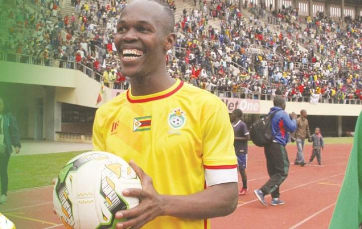 Musona fit for crucial AFCON encounter