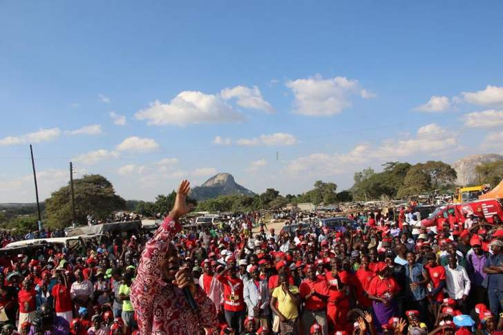 MDC Alliance has serious internal problems - Ruhanya