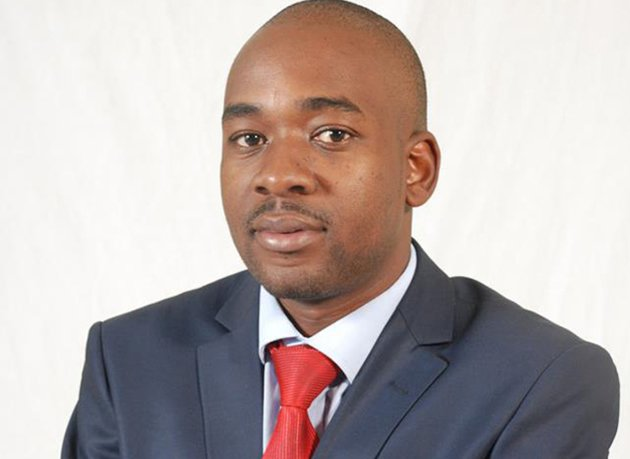 MDC Alliance seeks US sanctions extension, 'a lie from the pit of hell' - Chamisa