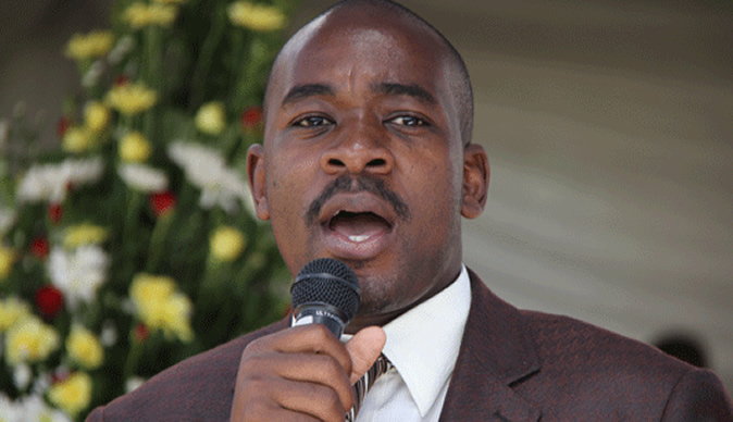 Chamisa addresses Zvimba