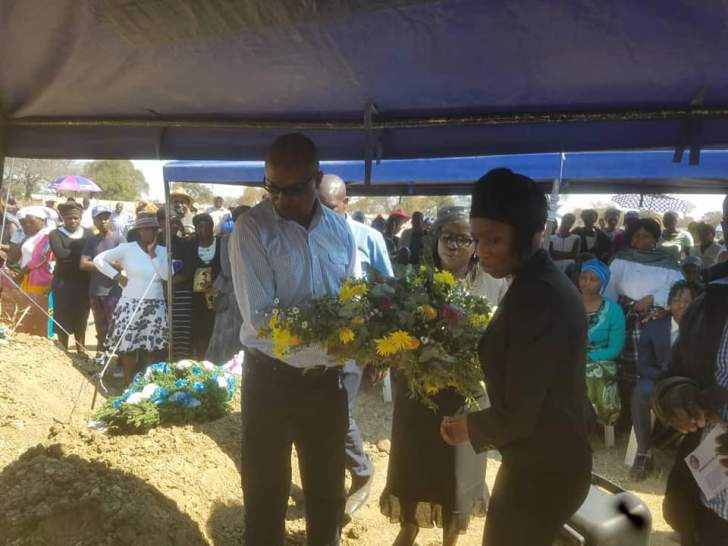 Khupe's brother laid to rest