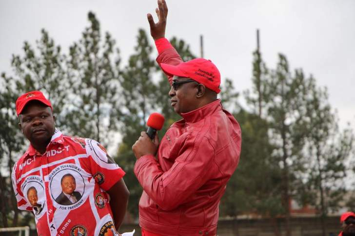 MDC-T spokesperson castigate calls for the maintenance of sanctions
