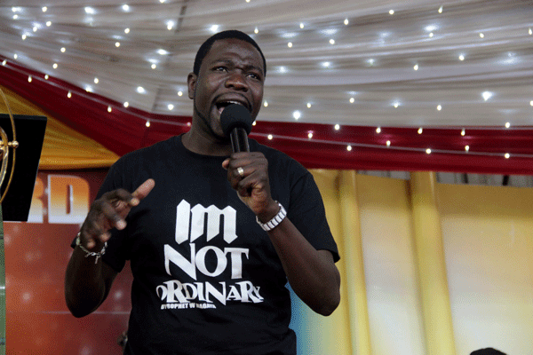 'I am a Trillionaire' Magaya says