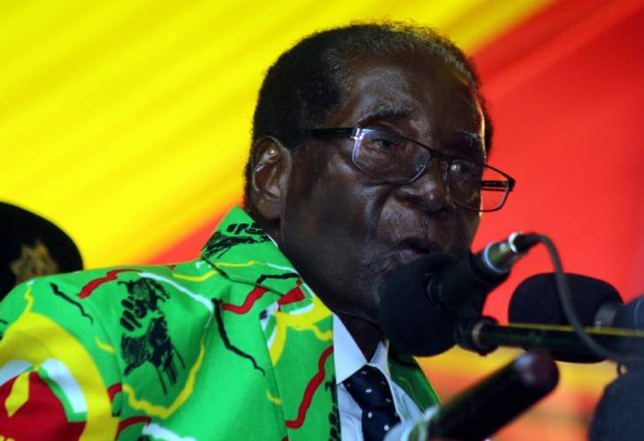 When I met Mugabe behind a wall of fear
