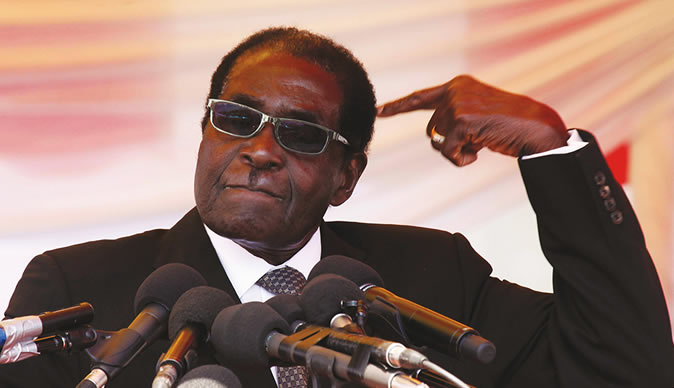 Mugabe will not stop the firing of workers