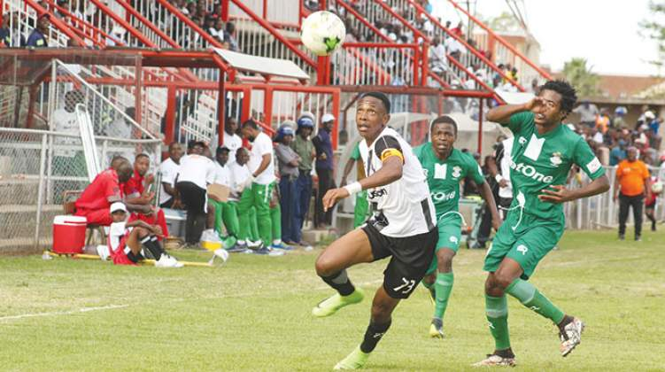Bosso, Caps draw in well attended match