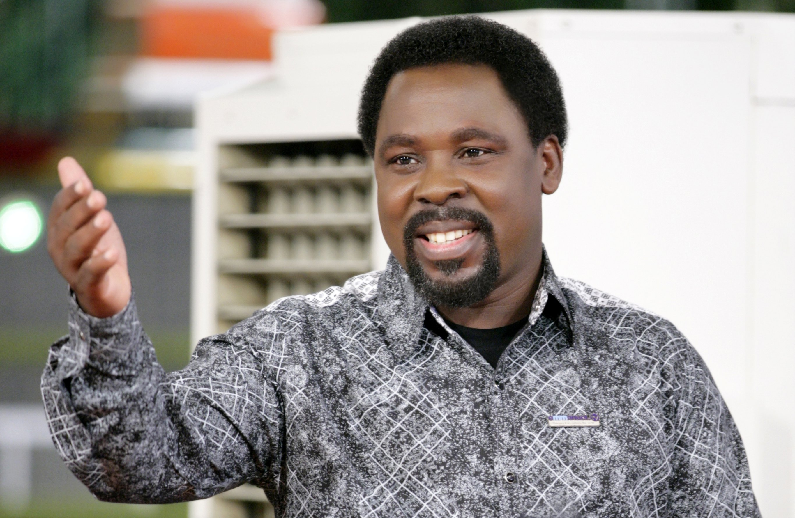 Image result for Prophet TB Joshua Explains the Challenges of Spiritual Life
