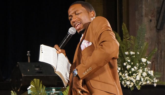 Prophet Angel says he is Zimbabwe's most educated pastor