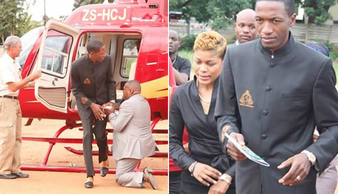 Never Seen Before Pictures Of Filthy Rich Prophet Uebert Angels House Amp