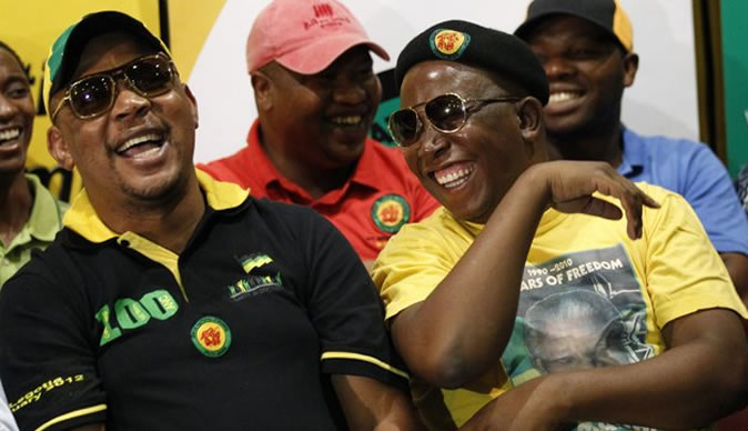 Julius Malema to challenge expulsion from ANC :: Harare24 News