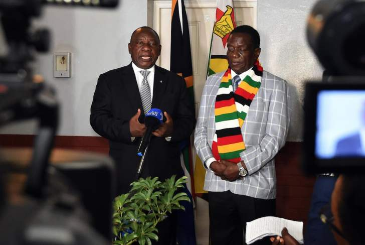 Zimbabwe, South Africa to jointly develop Beitbridge, Musina