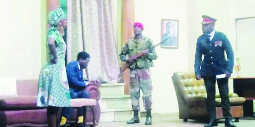 Play on Mugabe ouster to premiere in Bulawayo
