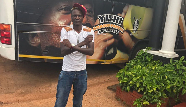 WATCH: Mutuma like a Zlatan at Bosso