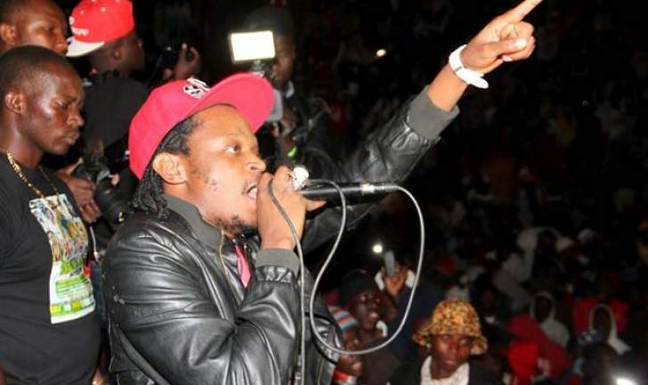 Zimdancehall chanter fined $100 for obscene song