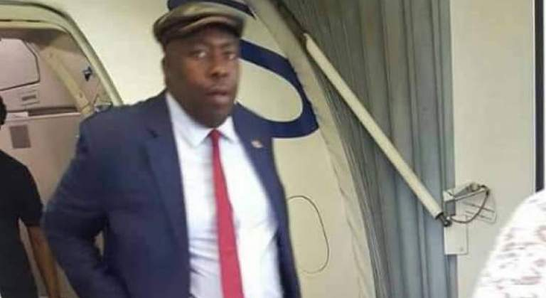 Kasukuwere arrested?