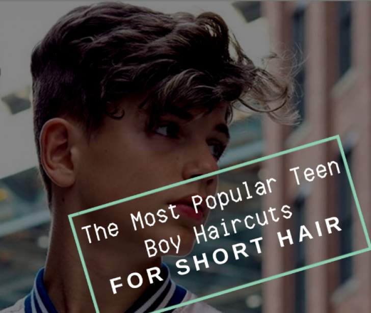 The Most Popular Teen Boy Haircuts For Short Hair Bulawayo24 News