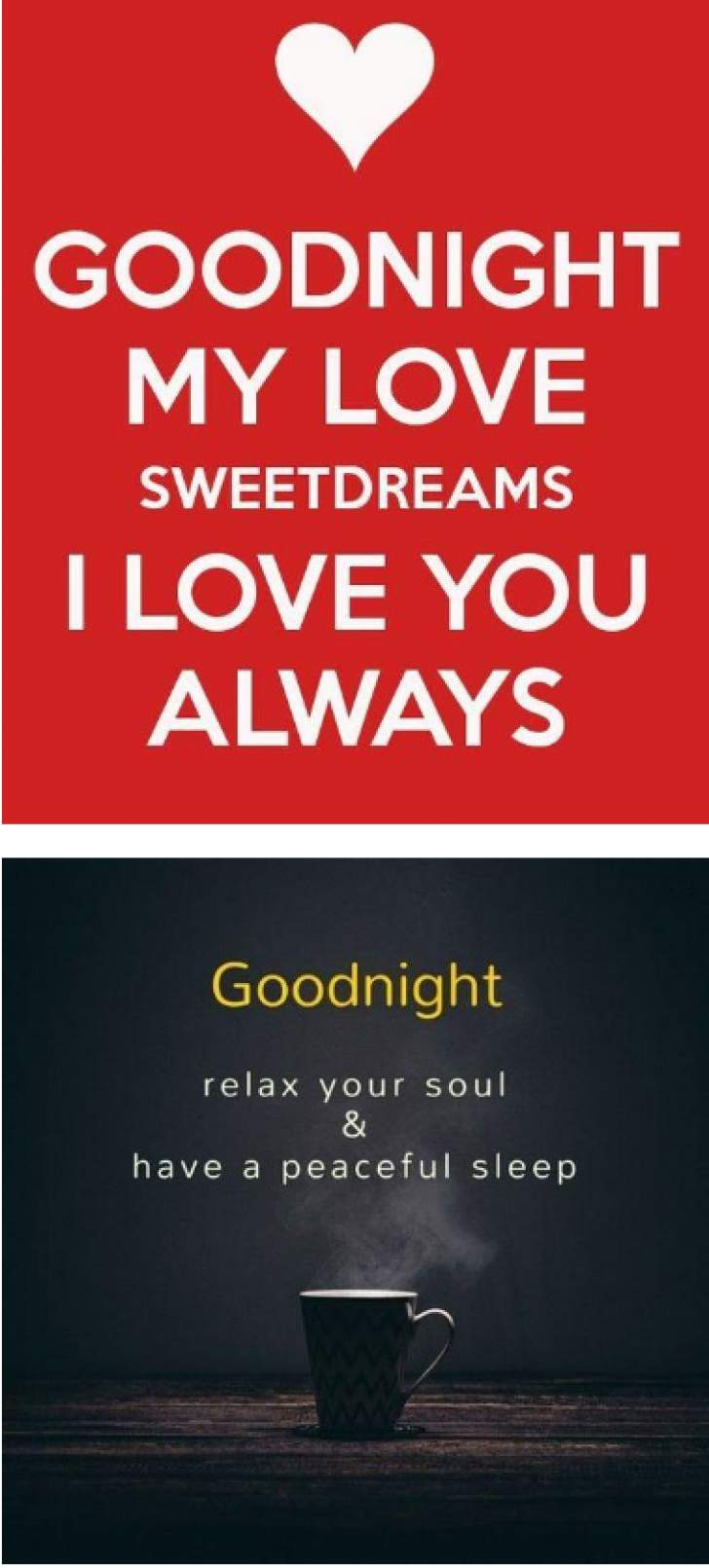 Cute goodnight messages to impress your beloved - Bulawayo24 News