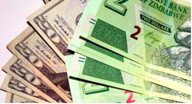 Zim Dollar rates tumbles ahead of monitory policy