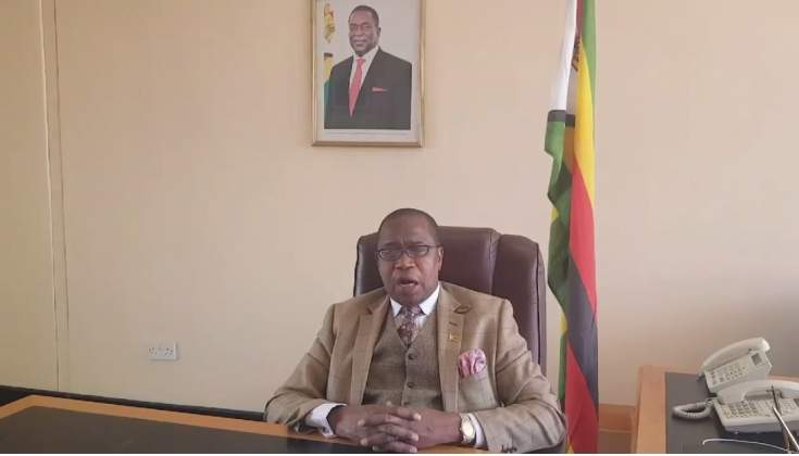 WATCH: 'Nothing has changed,' says Mthuli Ncube