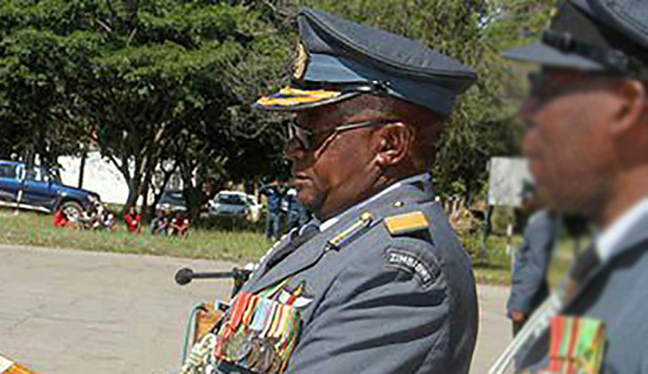 New Zimbabwe Airforce boss named