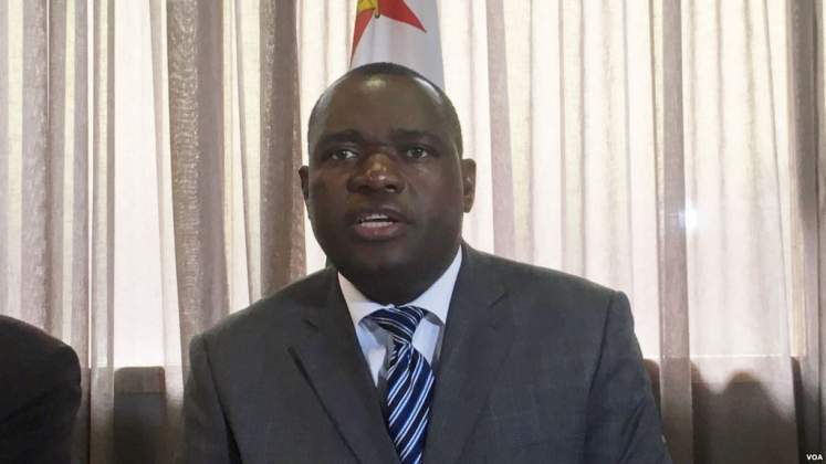 Sibusiso Moyo rallies nation, Diaspora