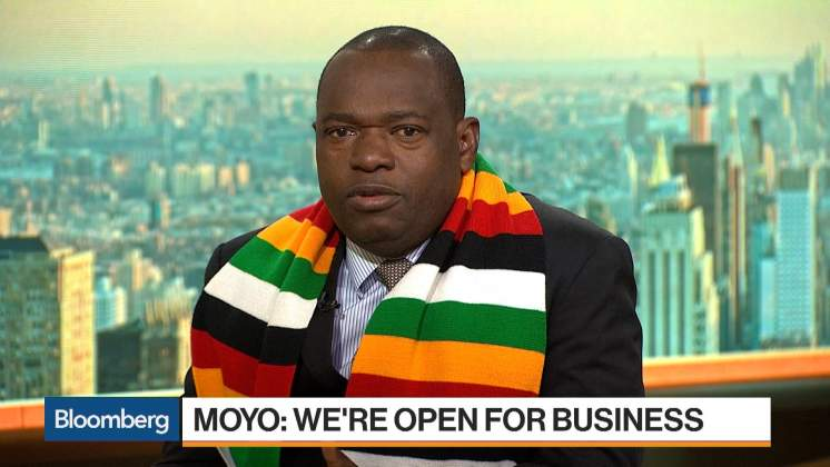 Zimbabwe delegation dazzles investors on Wall Street