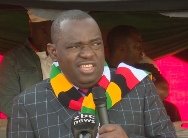 Lets advocate for peace as leaders - SB Moyo