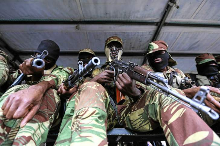 Army plot to crush MDC protests condemned