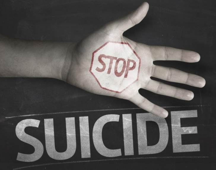 Teenage suicide reaches alarming rate