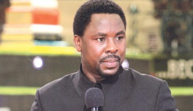 People 'healed' of HIV-AIDS after visiting Nigerian Prophet TB Joshua