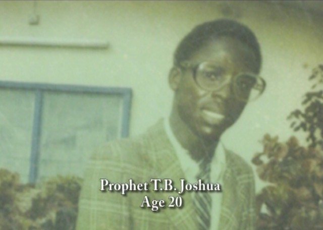 Rare Pictures Of Tb Joshua S Early Life Surface