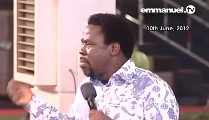 T B  Joshua Answers Questions on Marriage, Deliverance & Anointing