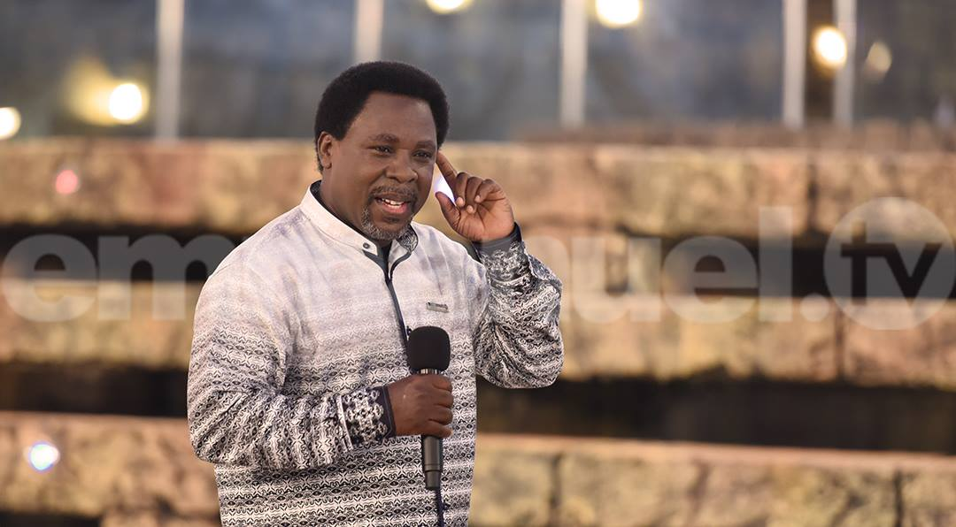 TB Joshua prophesies winner of US election! - Bulawayo24 News