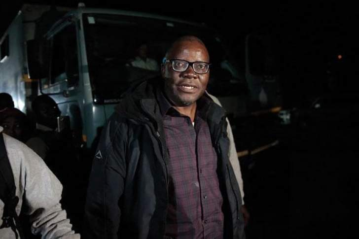 Police 'cooked up documents used to drag Biti from Zambia