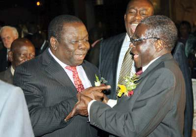 Tsvangirai bravest man to take 'heartless' Mugabe head on