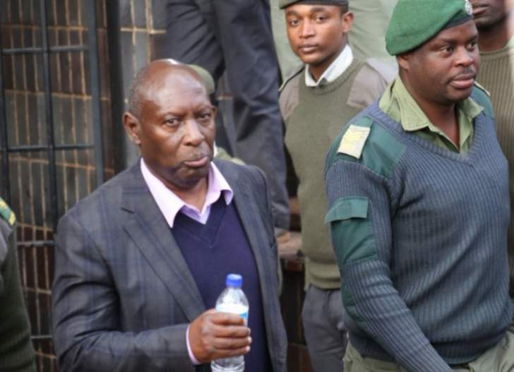 Undenge's fraud trial on controversial Chivayo deal fails to start