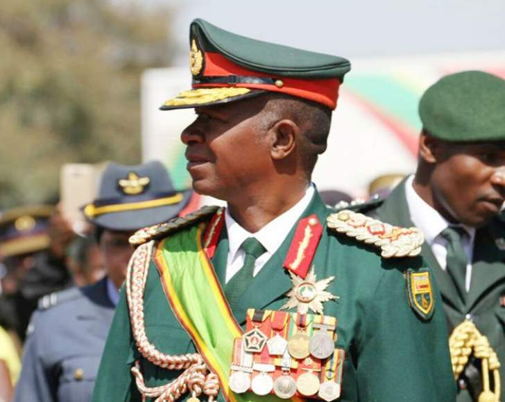 Mnangagwa confers new ranks to generals