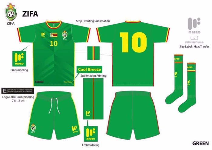 7b1998fb186 Warriors kit deal - Bulawayo24 News