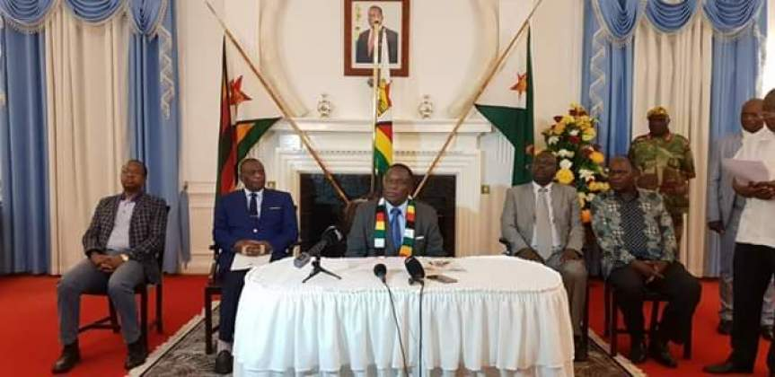 BREAKING: Mnangagwa raises prices of fuel to $3 per litre