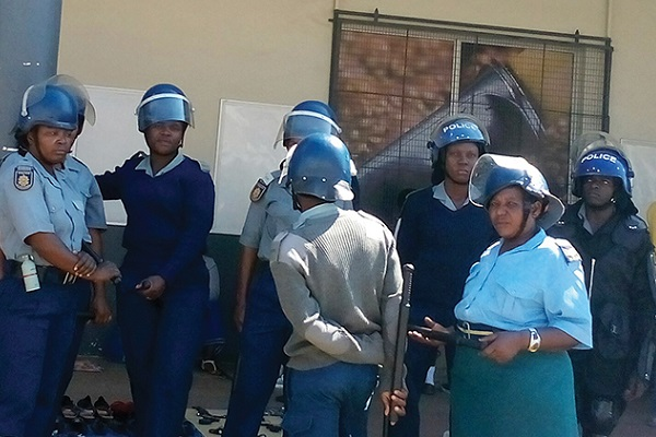 ZRP must remember motto on return